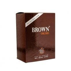 Brown Orchid - 80 ml - Deodorant spray - Note Trufe Negre - Parfum Arabesc - De Calitate - Dulce Picant - Dubai - Parfumuri Apreciate
