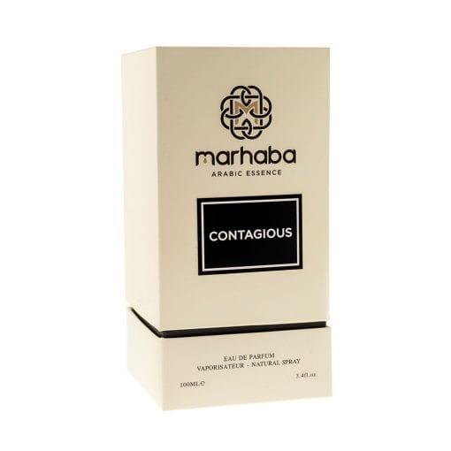 Contagious - Marhaba - Copie - Intoxicated Killian - Cel mai Vandut Parfum - Parfumuri Cafea - Cardamon - Vanilie - Combinatii Inedite