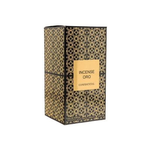 Incense Oro - Parfum Legendar- Parfum Persistent - Lemnos Oriental - Note Tamaie - Unisex