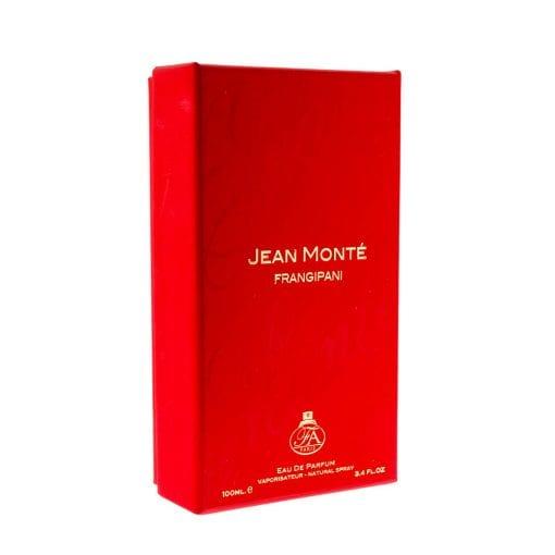 Jean Monte Frangipani - Fa Paris - Parfum Arabesc - Parfum Top Cadou - Parfum dulce Floral - Note Iasomie - Parfumuri Dubai