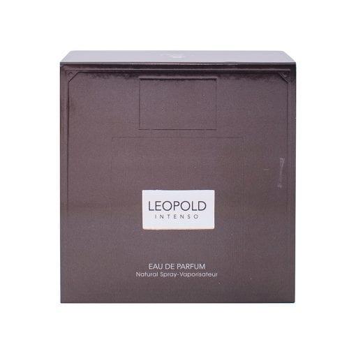 Leopold Intenso - Sticla Parfum Speciala - Man - Parfumuri Sofisticate -  Parfum pentru toata ziua - EDP - Parfumuri Fresh Lemnoase