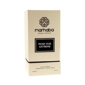 Musk Oud Extreme - Marhaba - Strong Combination - Parfum Puternic - Parfum pentru Cunoscatori - Super Persistent - Tare