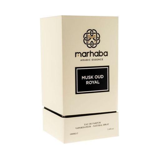Musk Oud Royal - Marhaba - Musk Oud Killian - Arabesc Oriental - Original - Parfum Luxuriant