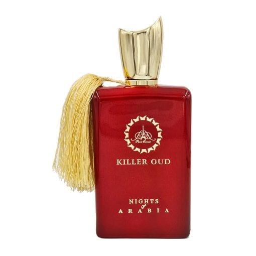 Nights of Arabia Killer Oud PARIS CORNER - parfum unisex - marhaba.ro