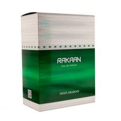 Rakkan - Swiss Arabian - 50 ml - Edp - Parfum extravagant - For Men - Parfumuri Barbatesti - Miros Ciudat