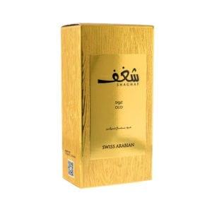Shagaf Oud - Swiss Arabian - Oriental Floral Unisex - 75 ml - Brand Arabesc - Arabian Company