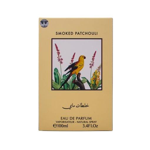 Smoked Patchouli - Parfumuri Ciudate  -Rezistente - Parfum de Calitate