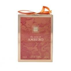 Ambero - Parfum Ambra - Parfum Arabesc- Rezistent - Parfumuri Atragatoare - EDP