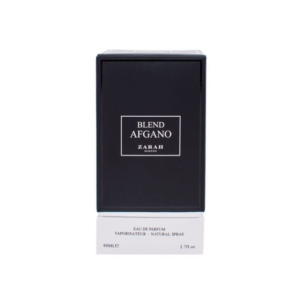 Blend Afgano -  Parfum Masculin - Note Inedite - Nasomatto Black Afgano - Puternic - Parfum Arabesc Foarte Persistent