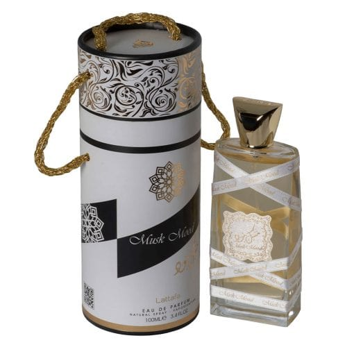 Musk Mood - Lattafa - 100 ml - Parfum Arabesc - Ambalaj Inedit - Cadou - Pentru Ea - Sacele