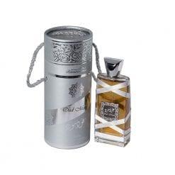 Lahdath - Lattafa - 100 ml - Parfum Arabesc - Condimentat - Tutun - Oud - Miros Oriental - Him - Tare - Caracal