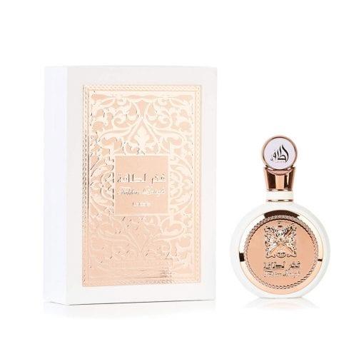 Fakhar Woman - Lattafa - 100 ml - Sticla Inedita - Cadou - Pentru Ea - Toate Varstele - Parfum Arabesc - De Calitate - Rosiorii de Vede