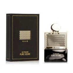 Parfum Femei - Les Femmes Pure Desire - Rave - Lattafa - Parfum Arabesc - Moreni - 100 ml