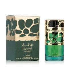 Qimmah for Woman - Lattafa - Parfum Oriental - Parfum Arabesc - Dama - Sticla Speciala - Persistent - Bragadiru