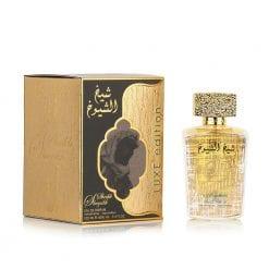Sheikh Al Shuyukh - Luxe Edition - Lattafa - 100 ml - Pentru Ea - Parfum Arăbesc - Miros Oriental -  Parfumuri Femei - Lemnos - Târnăveni