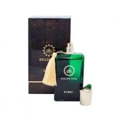KILLER OUD ETHIC - PARIS CORNER - eau de parfum unisex