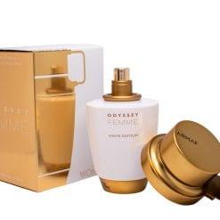ODYSSEY - Femme White Edition