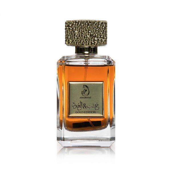 Khashab & Oud Gold Edition - Arabiyat - My Perfumes - Unisex - Egiptean - Parfum Inedit - Parfumuri Arăbești - 100 ml - Curtici