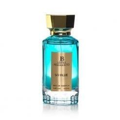 So Blue - JB Loves Fragrances - Unisex - Floral - Parfumuri Dulci - Parfumuri Orientale - 100 ml - Nădlac