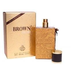 BROWN ORCHID Gold Edition | FRAGRANCE WORLD | set cadou damă