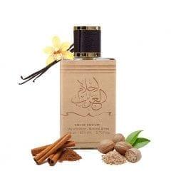 Ahlam al Arab - Set cadou Barbati - parfum arabesc - Ard Al Zaafaran - Timis - 80 ML