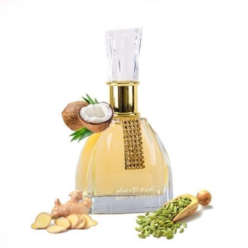 Ameerat Al Ehsaas - Ard Al Zaafaran - Pentru Ea - Damă - Floral - Parfum Arabesc Original