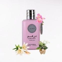Dirham Wardi - Ard Al Zaafaran - Floral - Damă - Roz
