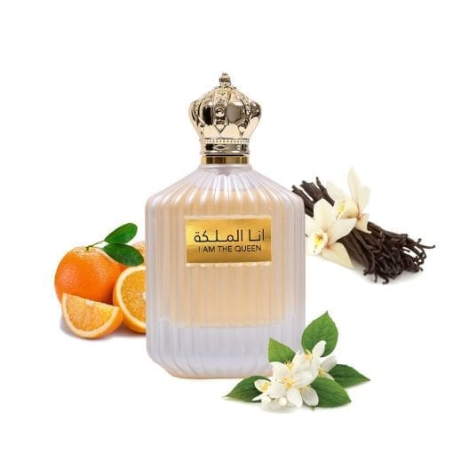 I Am The Queen - Ard Al Zaafaran - Damă - Parfum Arabesc Original - Iasomie